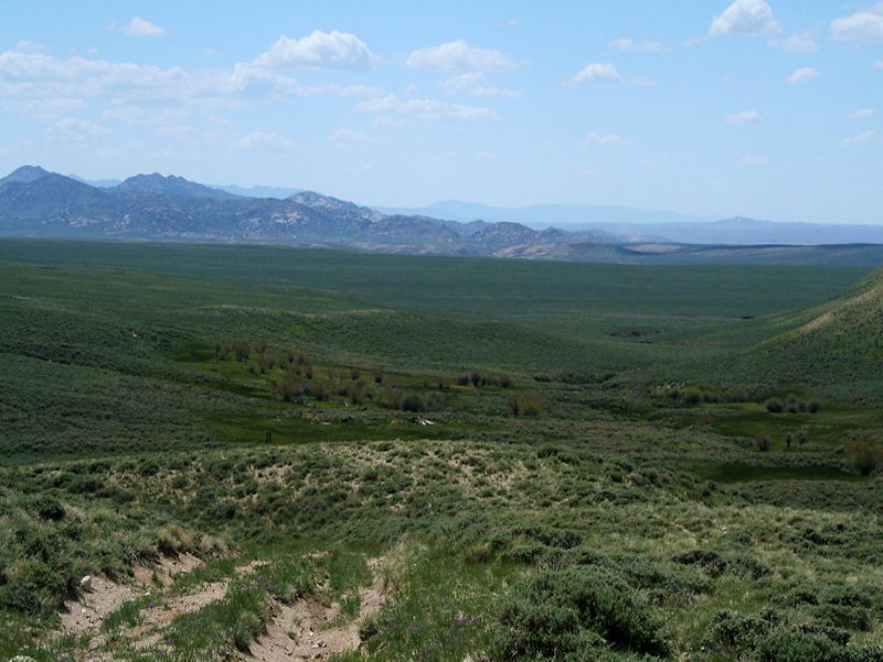 Marton Legacy Ranch : Ranch for Sale : Alcova : Natrona County