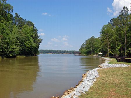 15ac On Lake Oconee : Buckhead : Morgan County : Georgia