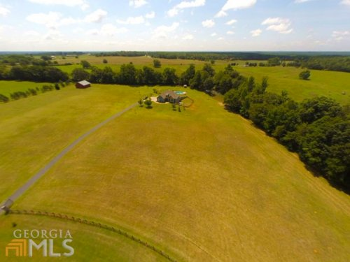 Custom Home In Equestrian Community : Madison : Morgan County : Georgia