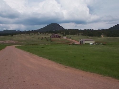 36 Acres, Home, Barn / Shop : Sundance : Crook County : Wyoming