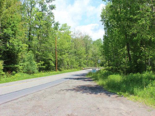132+/- Acres Of Land : Gouldsboro : Lackawanna County : Pennsylvania