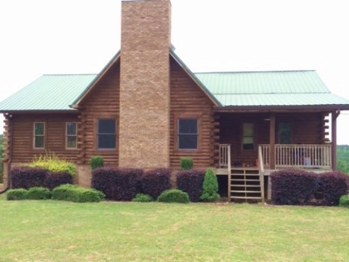 41 Acres With Cabin In Oak Grove : Oak Grove : Jefferson County : Alabama