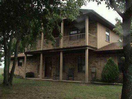 Oklahoma Ranch : Hugo : Choctaw County : Oklahoma