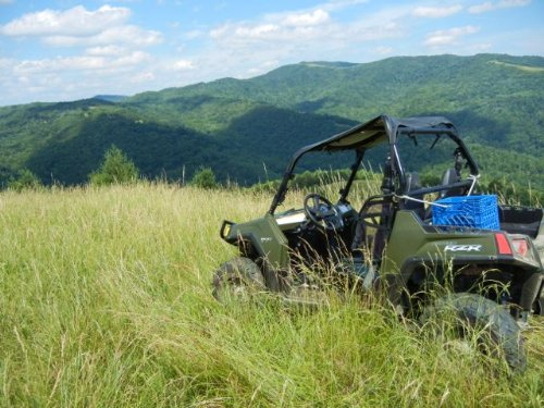 Wooded, High Elevation Tract : Independence : Grayson County : Virginia
