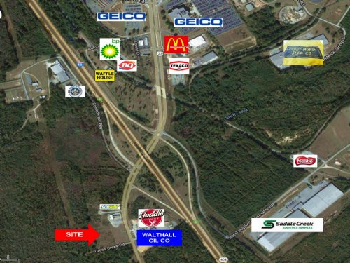 10.5 Acres / Commercial / Industria : Macon : Bibb County : Georgia