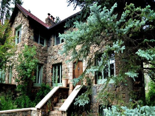 The Lodge At Rivercliffe Ranch : Bailey : Park County : Colorado