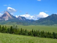 Silver Mountain Ranch : La Veta : Huerfano County : Colorado