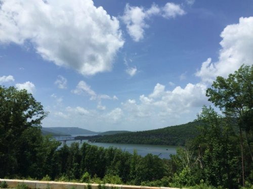 13+/- Acres Lake View Property : Guild : Marion County : Tennessee