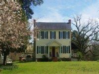 Farm House, Pasture, Work Shop : Juliette : Monroe County : Georgia