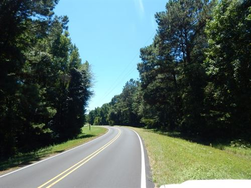 38.86 Acres, Mostly Hardwoods : Tylertown : Walthall County : Mississippi