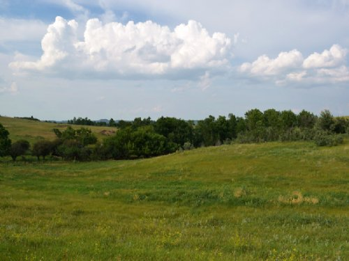 Whitetail Creek Ranch : Fairfield : Billings County : North Dakota