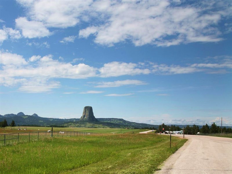 Tower View Ranch East Parcel : Devils Tower : Crook County : Wyoming