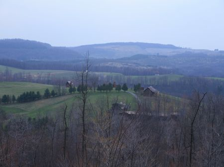 Dream Mountain Ranch : Albright : Preston County : West Virginia