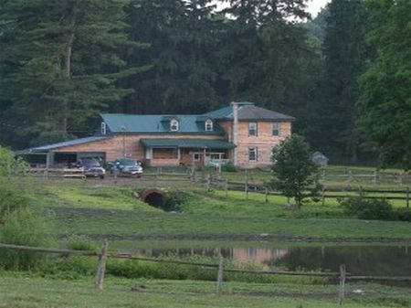 655+- Contiguous Acres Ranch : Cooperstown : Herkimer County : New York