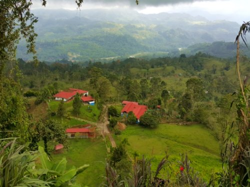 27 Ac Working Farm, 2 Houses : Turrialba De Cartago : Costa Rica