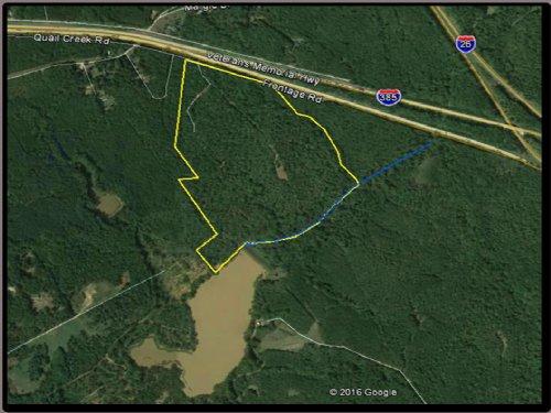 I-385 Recreational Tract : Clinton : Laurens County : South Carolina