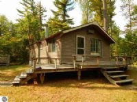 Untouched 80 Acres With Cabin : Shingleton : Delta County : Michigan