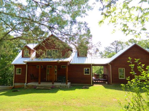 Rustic 2 Story W/ Pool On 12 Acres : Arnoldsville : Oglethorpe County : Georgia