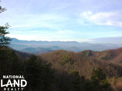 Recreational Mountain View Homesite : Sevierville : Sevier County : Tennessee