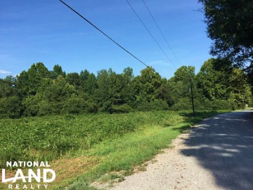 Deatsville Homesite & Hunting Land : Deatsville : Elmore County : Alabama