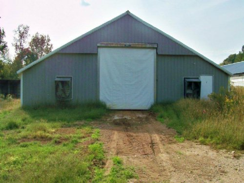 2 Broiler House Poultry Farm : Grant : Marshall County : Alabama