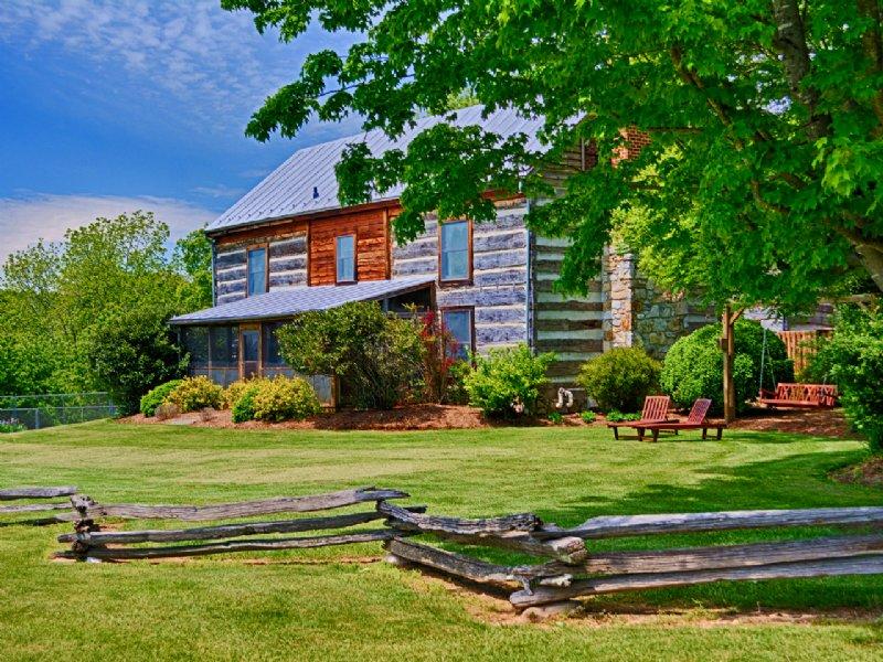 Still Ridge Farm : Steeles Tavern : Rockbridge County : Virginia