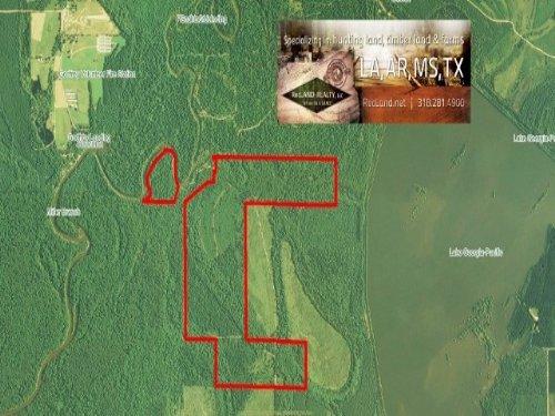 526 Ac - Year-Around Recreation Tra : Crossett : Ashley County : Arkansas