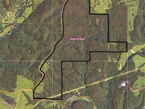 408 M/l Acres : Tahlequah : Cherokee County : Oklahoma