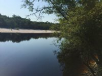 287 Acre Satilla River Camp : Nahunta : Brantley County : Georgia